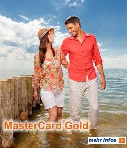 MasterCard Gold - mehr als nur Kreditkarte