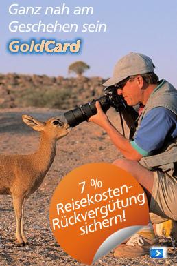 KreditKarte GoldCard - leistet mehr